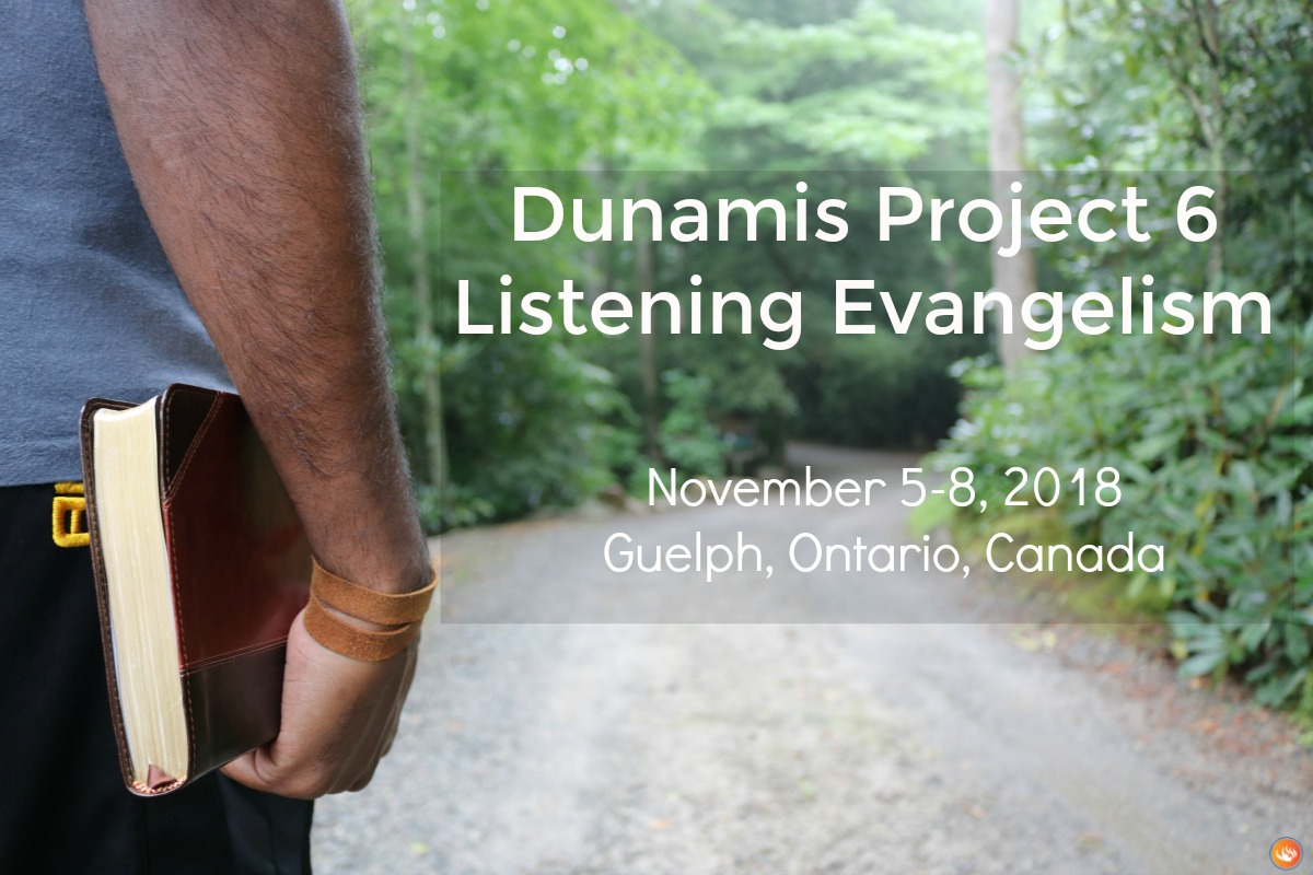 Dunamis Project 6 Guelph Ontario 2018