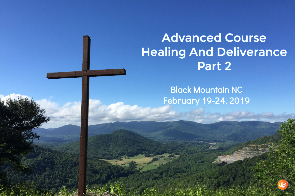2019 02 Advanced Healing Course Part 2