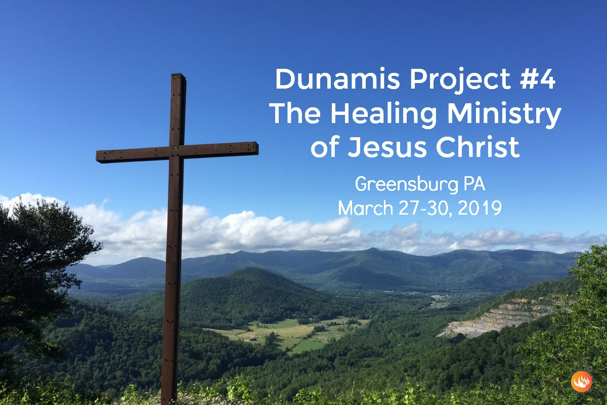 Dunamis Project 4 Greensburg PA March 27-30 2019