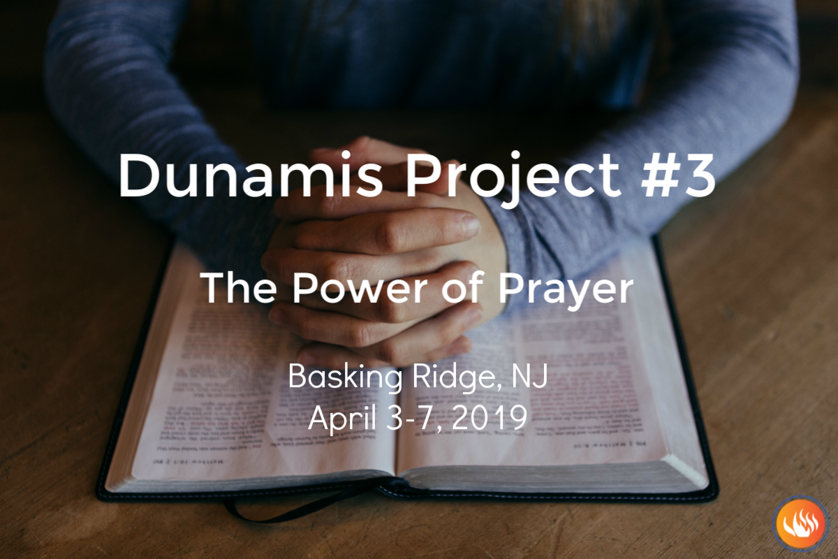 Dunamis Project 3 Basking Ridge NJ 2019