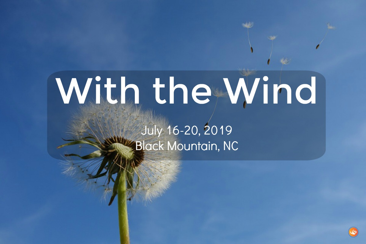 With the Wind Black Mountain NC 2019