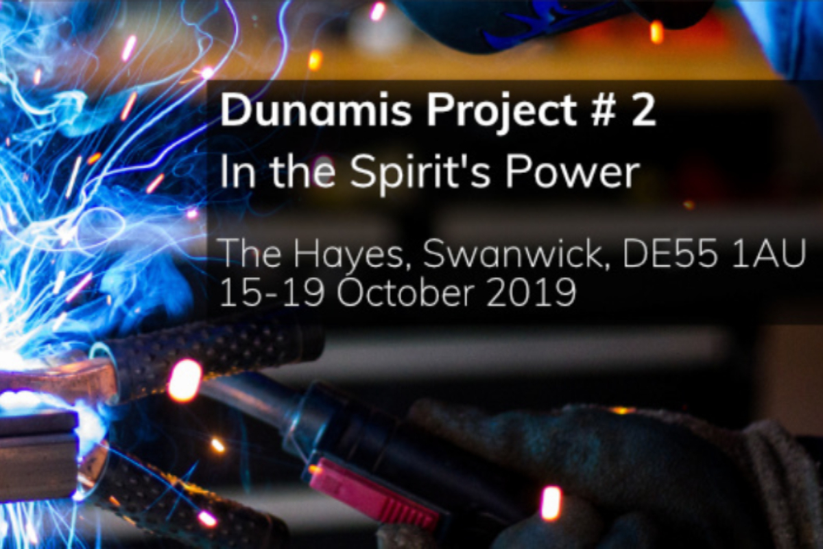 Dunamis Project 2 Derbyshire UK 2019