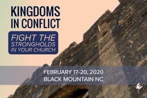 Kingdoms in Conflict: Fight the Strongholds in your Church