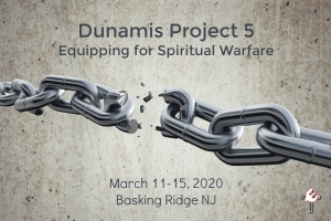 DP 5 Spiritual Warfare -- Basking Ridge NJ