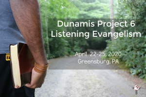 DP 6 Listening Evangelism -- Greensburg, PA