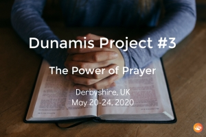 DP 3 The Power of Prayer -- Derbyshire UK