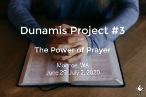 DP 3 The Power of Prayer -- Monroe, WA