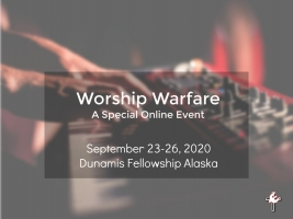 A Special Online Event: Worship Warfare