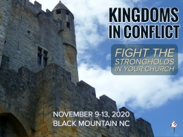 Kingdoms in Conflict: Fight the Strongholds in your Church, November 2020
