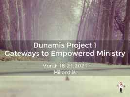 DP 1 Gateways To Empowerment -- Milford, IA