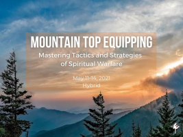 Mountain Top Equipping Camp May 2021 -- Online