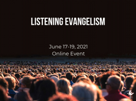 DP 6 Listening Evangelism-- Basking Ridge NJ