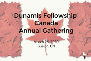 Dunamis Fellowship Canada Annual Gathering 2020