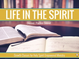 Life in the Spirit – Online Courses